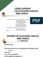 Material Ecuaciones Simultaneas