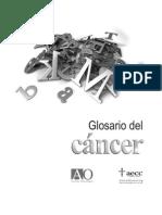 Glosario  Oncologico