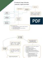 El Trabajo de Campo, La Revision, Verificacion y Captura de Los Datos