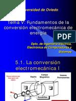 Fundamentos de Conversion Electrica