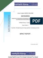 Eie 05 011 Si2419343 Micro Grids Impact Report