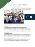 Kisah Disebalik Bantuan Rakyat 1 Malaysia