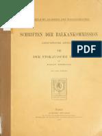 Milan Rešetar - Štokavski dijalekt