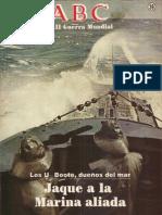 ABC 39 Los U-Boote dueños del mar
