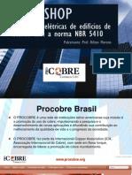 Workshop Procobre NBR 5410