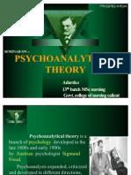 Psycoanalytic
