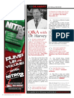 [ASK DR. HARVEY]  Q&A with Dr. Harvey