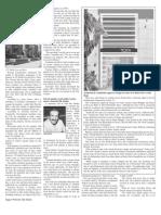 Dersch, popular social studies teacher, passes; memorial this Sunday -- Beverly Hills Weekly, Issue #647