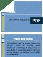TEORÍAS PSICO