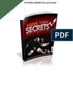 Insider Forex Secrets