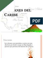 Volcanes Del Caribe