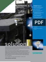Sensor de Nivel Siemens the Probe