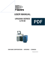 Manual_user - Urs2000 Series