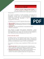 Document TDHA