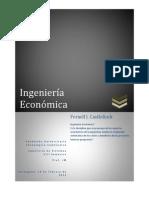 Ingeniería Económica - Ensayo