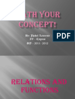 Math Your Concept