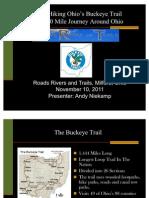 Buckeye Trail Presentation (2011 11 10 RRT v1)