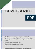 GEMFIBROZILO