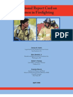 The National Report Card on Women in Firefighting. April 2008
