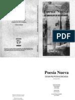 Antologia Poesia Nueva de Aconcagua