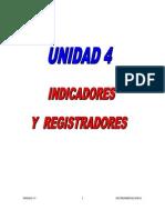 Unidad 4 Instrumentos Indicadores y Re Gist Rad Ores
