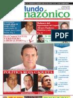 Periódico Mundo Amazónico Edición No. 61 Ene-Feb 2012