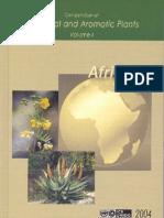 Compendium of Medicinal and Aromatic Plants Volume 1