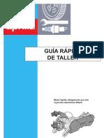 Manual Rapido Aprillia SR50 Agua