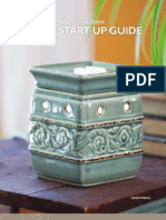 Scentsy Consultant Start Up Guide 2012 www.GrabScents.com/join