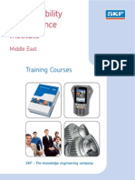 SKF trainingcourses