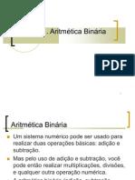Aritmética binaria