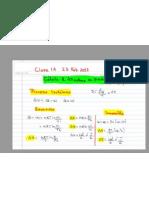 Notas Clase 14 23 Feb 2012