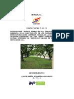 Informe Ejecutivo 04 - Ajuste Cicloruta
