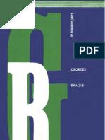 Braque,Georges - Los Cuadernos de GB