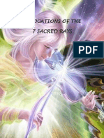 invocations of the 7 sacred rays