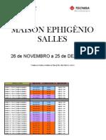 MAISON EPHIGÊNIO - 12-11