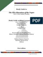 FINAL Woodson Mis-Education Study Guide 2008.2385955
