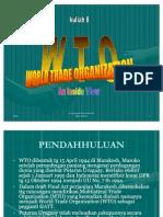 Kul 8 WTO an Inside View