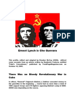 Che Guevara is Really Ernest Lynch