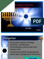 Komunikasi XII IPA