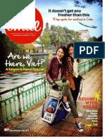 Press Club Hanoi on Smile Magazine