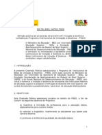 Edital_PIBID 2007