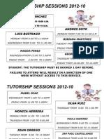 Tutorias Profesores Ingles 2012-10