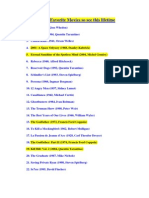 Top 100 Movies U Should c Bfore u Die