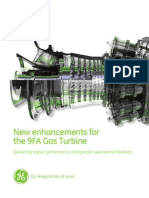 New Enhancements for the 9FA Gas Turbine