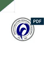 PUBLiCUS JS NCPAG the National Legislative Process
