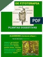 Curso de Fitoterapia Digestivas