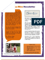 Ullans Alive Newsletter Mar12