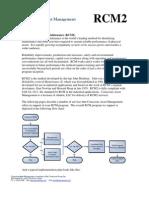 CAM RCM Services Sheet R2 Mar 08