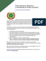 Uji Kompetensi Nasional Perawat Indonesia Diterapkan Di Dki